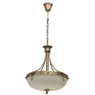MW-LIGHT 317010504   Aphrodite-MW Mw-Light visilice svjetiljka 4x E14 2580lm antik bakar, bež