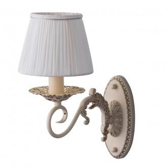 MW-LIGHT 450024001   Ariadna Mw-Light zidna svjetiljka 1x E14 430lm bež, elefanstka kost