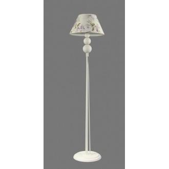 NAMAT 1204/9 | Atar Namat podna svjetiljka 170cm s prekidačem 1x E27 bijelo, višebojno