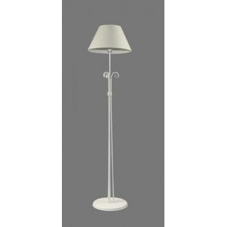 NAMAT 1220/1 | Gines Namat podna svjetiljka 175cm s prekidačem 1x E27 bijelo