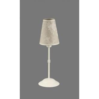NAMAT 1229/8 | Omar Namat stolna svjetiljka 40cm s prekidačem 1x E14 bijelo, višebojno