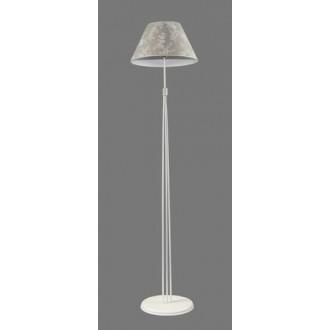 NAMAT 1230/8 | Omar Namat podna svjetiljka 175cm s prekidačem 1x E27 bijelo, višebojno