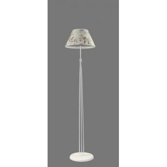 NAMAT 1242/9 | Salko Namat podna svjetiljka 175cm s prekidačem 1x E27 bijelo, višebojno