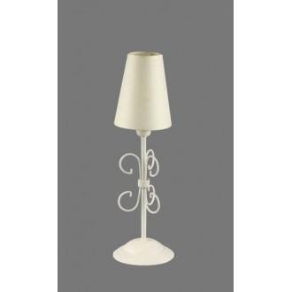 NAMAT 1249/1 | Taga Namat stolna svjetiljka 35cm s prekidačem 1x E14 bijelo