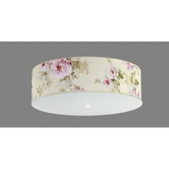 NAMAT 1251/9 | FlawiaN Namat stropne svjetiljke svjetiljka 3x E27 višebojno, bijelo