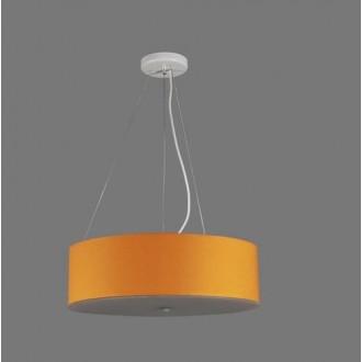 NAMAT 1252/10 | Laron Namat visilice svjetiljka 3x E27 narančasto, bijelo