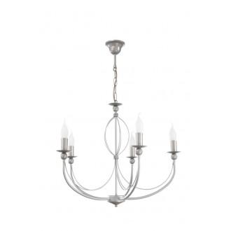 NAMAT 1821 | ArielN Namat luster svjetiljka 5x E14 krom
