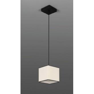 NAMAT 262 | Nano Namat visilice svjetiljka 1x E27 crno, bijelo