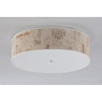 NAMAT 3605 | Garden_Walec Namat stropne svjetiljke svjetiljka 4x E27 bijelo, bež, smeđe
