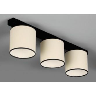 NAMAT 647 | Kada Namat stropne svjetiljke svjetiljka 3x E27 crno, krem