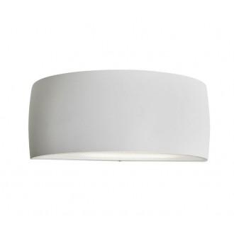 NORLYS 120W | Vasa Norlys zidna svjetiljka 1x E27 IP65 bijelo, bijelo