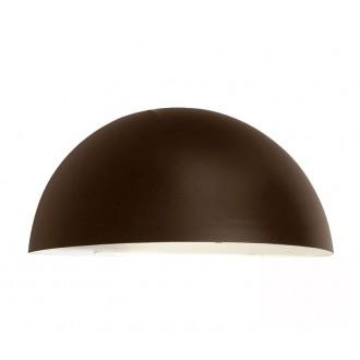 NORLYS 163BC | Paris-NO Norlys zidna svjetiljka 1x E27 IP43 antik crno, bakar
