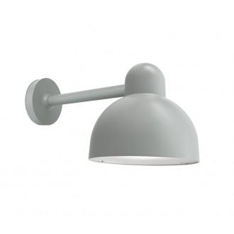 NORLYS 1912AL | Koster Norlys zidna svjetiljka 1x LED 2000lm 3000K IP54 aluminij