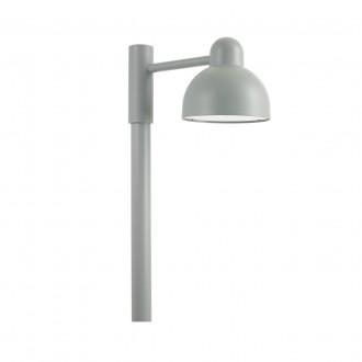 NORLYS 1913AL | Koster Norlys podna svjetiljka 23cm 1x LED 2000lm 3000K IP54 aluminij