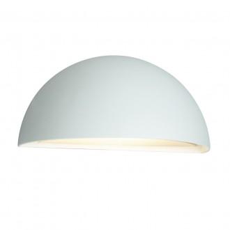 NORLYS 510W | Halden-NO Norlys zidna svjetiljka 1x E27 IP65 bijelo