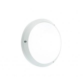 NORLYS 541W | Bornholm Norlys zidna, stropne svjetiljke svjetiljka 1x LED 1100lm 3000K IP65 bijelo, opal