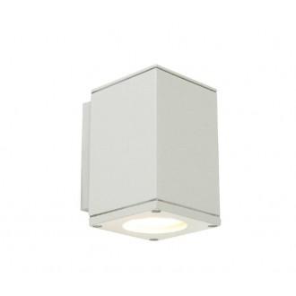 NORLYS 793W | Sandvik Norlys zidna svjetiljka 1x GU10 IP65 bijelo