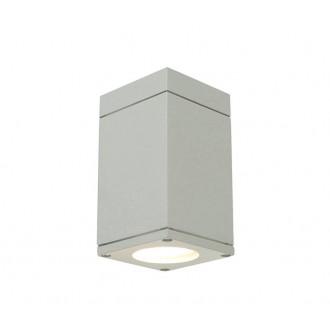 NORLYS 795AL | Sandvik Norlys stropne svjetiljke svjetiljka 1x GU10 IP54 aluminij