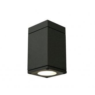 NORLYS 795GR | Sandvik Norlys stropne svjetiljke svjetiljka 1x GU10 IP54 grafit