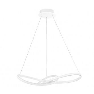 NOVA LUCE 1701101001 | Fusion-NL Nova Luce visilice svjetiljka 1x LED 4081lm 3000K bijelo