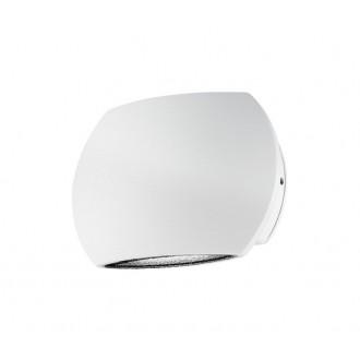 NOVA LUCE 741661 | Como Nova Luce zidna svjetiljka 2x LED 510lm 3000K IP54 bijelo