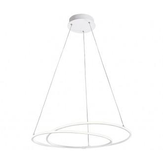 NOVA LUCE 8101202 | Viareggio Nova Luce visilice svjetiljka 1x LED 2000lm 3000K bijelo