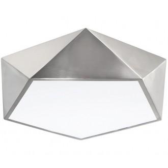 NOVA LUCE 8186204 | Darius-NL Nova Luce stropne svjetiljke svjetiljka 4x E27 satenski nikal, bijelo