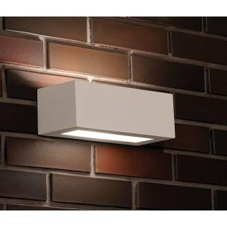 NOWODVORSKI 2206 | Gipsy Nowodvorski zidna svjetiljka 1x E27 sivo