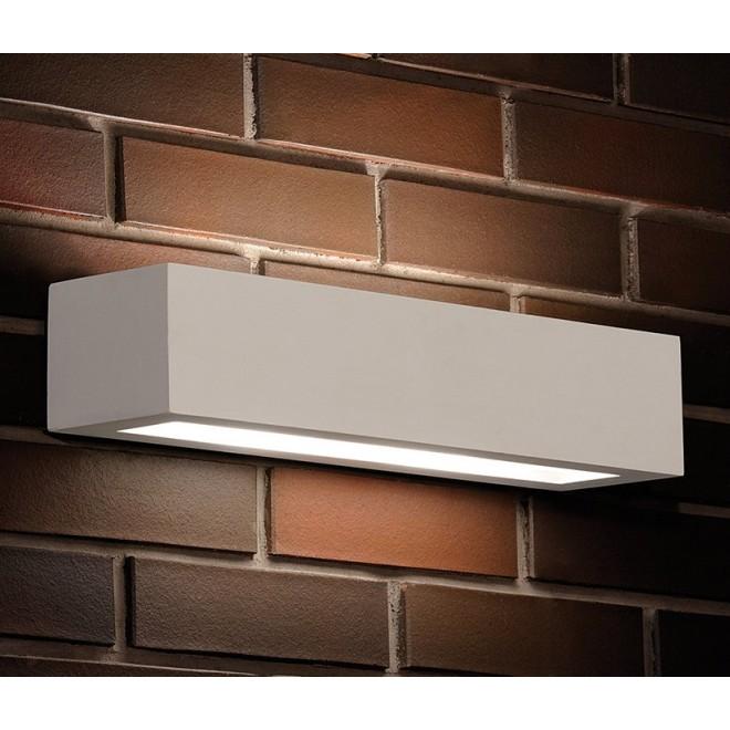 NOWODVORSKI 2207   Gipsy Nowodvorski zidna svjetiljka 2x E27 sivo