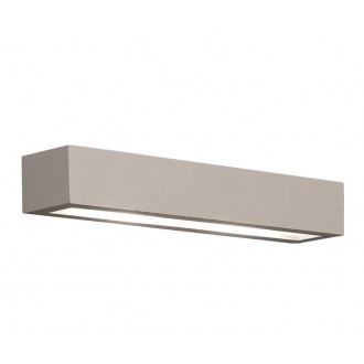 NOWODVORSKI 2208 | Gipsy Nowodvorski zidna svjetiljka 2x E27 sivo