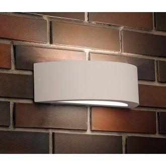 NOWODVORSKI 2410 | Gipsy Nowodvorski zidna svjetiljka 1x E27 sivo
