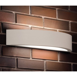 NOWODVORSKI 2411 | Gipsy Nowodvorski zidna svjetiljka 2x E27 sivo