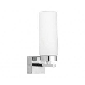 NOWODVORSKI 3346 | Celtic Nowodvorski zidna svjetiljka 1x E14 IP44 krom, bijelo