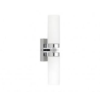 NOWODVORSKI 3347 | Celtic Nowodvorski zidna svjetiljka 2x E14 IP44 krom, bijelo