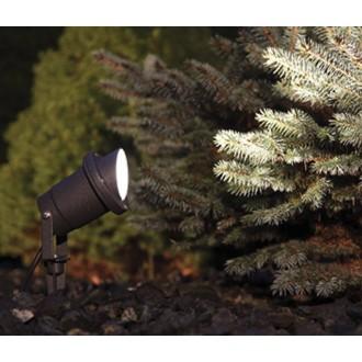 NOWODVORSKI 3401 | Bush Nowodvorski ubodne svjetiljke svjetiljka 1x GU10 IP65 crno