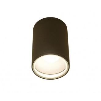 NOWODVORSKI 3403 | Fog Nowodvorski stropne svjetiljke svjetiljka 1x E27 IP44 crno, bijelo