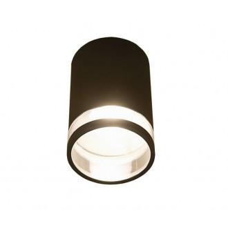 NOWODVORSKI 3406 | RockN Nowodvorski stropne svjetiljke svjetiljka 1x E27 IP44 crno, prozirna