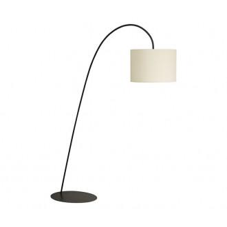 NOWODVORSKI 3457 | AliceN Nowodvorski podna svjetiljka 205cm s prekidačem 1x E27 ecru