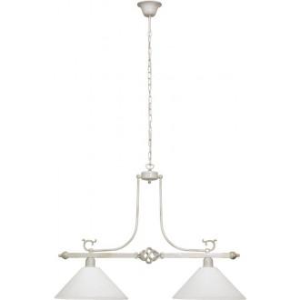 NOWODVORSKI 3486   CoraN Nowodvorski visilice svjetiljka 2x E27 bijelo