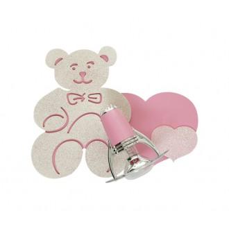 NOWODVORSKI 3656 | Honey Nowodvorski zidna svjetiljka elementi koji se mogu okretati 1x E14-R50 ružičasto, bijelo