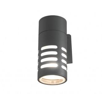 NOWODVORSKI 4418 | Mekong Nowodvorski zidna svjetiljka 1x E27 IP42 crno, bijelo