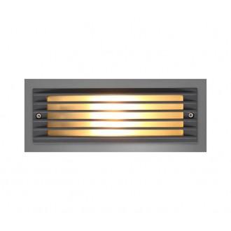 NOWODVORSKI 4453 | Assam Nowodvorski ugradbena svjetiljka za štednu žarulju 1x E27 IP65