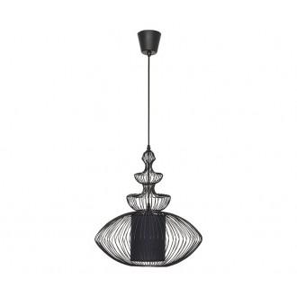 NOWODVORSKI 4614   Aida Nowodvorski visilice svjetiljka 1x E27 crno