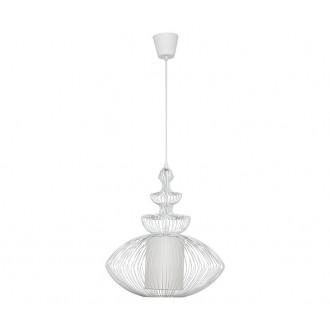 NOWODVORSKI 4615 | Aida Nowodvorski visilice svjetiljka 1x E27 bijelo