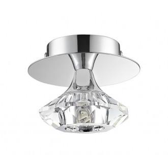 NOWODVORSKI 4651 | Tesalli Nowodvorski stropne svjetiljke svjetiljka 1x G9 krom, prozirno