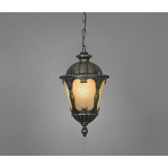NOWODVORSKI 4684 | Tybr Nowodvorski visilice svjetiljka 1x E27 IP44 crno, opal