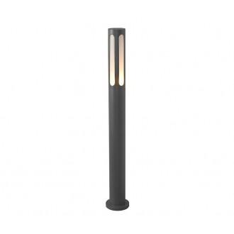 NOWODVORSKI 4698 | Mekong Nowodvorski podna svjetiljka 100cm 1x E27 IP42 crno, bijelo