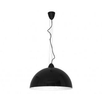 NOWODVORSKI 4843 | Hemisphere-Black Nowodvorski visilice svjetiljka s mogućnošću skraćivanja kabla 1x E27 crno
