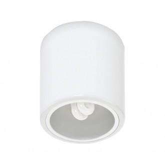 NOWODVORSKI 4865 | Downlight-x Nowodvorski stropne svjetiljke svjetiljka za štednu žarulju 1x E27 bijelo