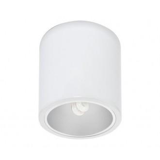 NOWODVORSKI 4866 | Downlight-x Nowodvorski stropne svjetiljke svjetiljka za štednu žarulju 1x E27 bijelo